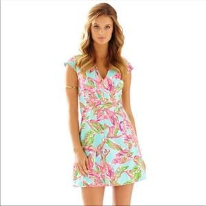 Lilly Pulitzer Briella In the Vias Dress Small